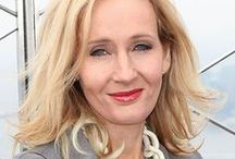 Rowling, Joanne.K. / Joanne Rowling, CH, OBE, FRSL, FRCPE, who writes under the pen names J. K. Rowling and Robert Galbraith, is a British novelist and screenwriter who is best known for writing the Harry Potter fantasy series.