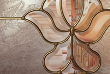 Decorative Art Glass / Our glasses are hand-pieced together by our team of artisans and craftsmen.
