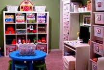 Organize That! / Tips on organizing your home. Cleaning it too.