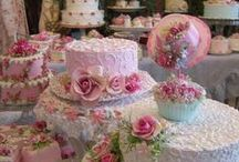 Cakes / by Anne Mottershead