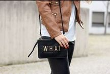 DETAILS / #outfit #lostindaydreams #details #bags #accessories #woman #fashion