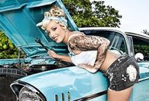 Hot Rods, Rat Rods and Kustoms Kars / by Danie Ahart Anderson