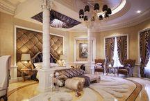 .fancy interior.