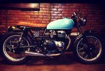 Beautiful Bikes (Brats / Café Racers)