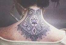 tattoo / tattoo / by Алёна Деменева