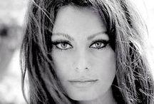 Female Beauty In Black & White
