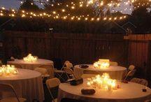 Backyard Wedding Party / by Amy Haag