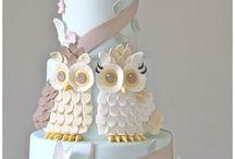 Sam's Wedding / Cakes