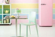 Home Decorating / Vintage Inspired