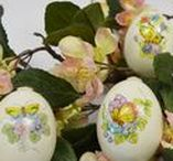 Húsvét - Easter / dekoráció, lakberendezés
