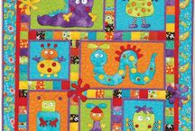 Makes ~ Kid Quilts / Making keepsake Quilts for kids children and even adults a collection of fun designs and patchwork appliqué Quilts to inspire the love of craft