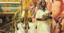 Egyptian Lives / How do artists depict ancient Egypt?