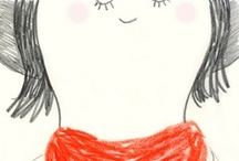 Drawings and Illustrations / by Natalí Sejuro Aliaga