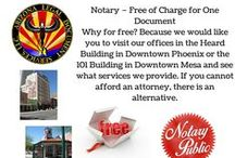 Notary Services