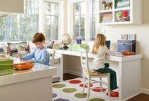 Kids' Room - Chambres d'Enfants
