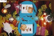 Tablescape - Jolies tables