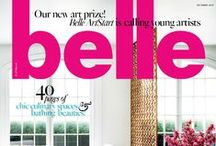 Belle Magazine Covers / Belle Magazine Covers