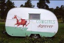caravan / retro caravans
