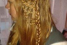 Trenzas Valkyrias- Modeling my braids