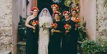 Flower Crowns / #floralqueen #floralcrown #flowercrown