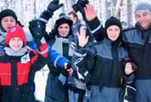 Rovaniemi Safaris: Enjoy the Winter! / This is our special selection of family friendly and adventurous winter safaris in Rovaniemi. We believe in personal service, therefore you are always served in the best way of Lapland!