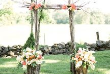 Ceremony Styling Inspiration / Beautiful, quirky and original wedding ceremony styling ideas