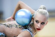 Rhythmic Gymnastics: Ball