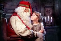 Santa Claus and his Village in Rovaniemi / For the love of biggest super star in the world