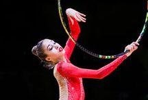 Rhythmic Gymnastics: Hoop