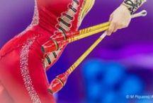 Rhythmic Gymnastics: Clubs