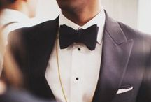For the Groom / Fabulous style ideas for the groom