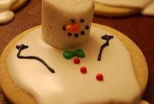 Christmas hamper food