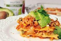Mexican food / Healthy mexican food recipes.