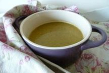 Soups and sides / Recipes for #soups and sides #healthyliving #healthyeating #eathealthy #eathappy