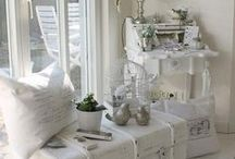 Vintage, shabby chic, lace