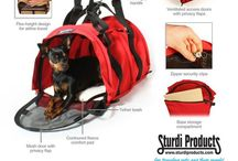 Sturdi Products / Our products were created to decrease the stress of both pets and their people. The unique designs incorporate comfort, style, and functionality.