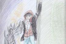 Sketch / Sketches, and whatever comes to my mind :)  Skiccek és ami úgy általában eszembe jut :)