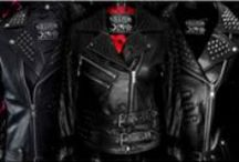 Heavy metal,rock,punk šopa / Všetko pre metal,rock a punk fanúšika