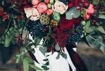 Autumn Floral Trends / Autumn floral inspiration #autumn #flowers #floral #autumnblooms #autumncolours
