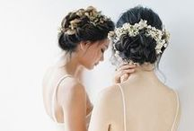 Up-do, Down-do, what to do? / Wedding hair