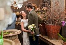 Rustic Wedding Venues / Rustic Wedding venues - from barns to tipis and industrial warehouses. Will you go for the rustic vibe on your big day?