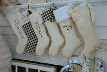 Mikulás csizmák - Santa boots