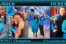 Team Amber and Derek