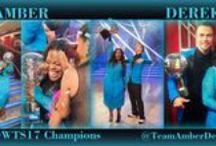 Team Amber and Derek