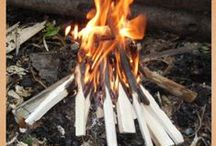 DTS Skills ~ Fire / Fire is everything out there! / by Survival Sherpa