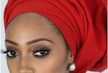 Black beauty  / Make-up and beauty looks we love