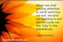 Best Practices for Eating Well / Great tips for eating well and knowing what food to buy