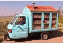 Bookmobile and Such / by Karen Pisano