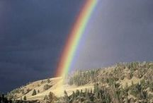 Rainbows / Beautiful depictions of such an amazing wonder.