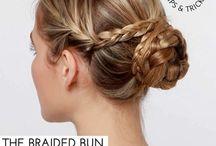 Hair / Fun buns and things!
